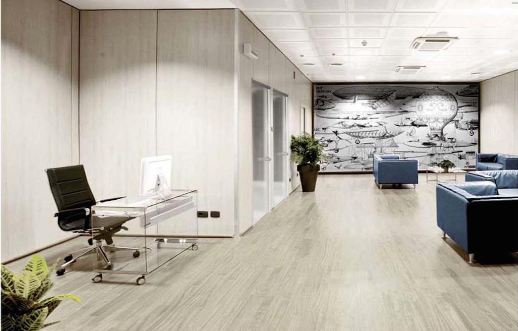 Pareti divisorie ufficio for Idee per arredare un ufficio